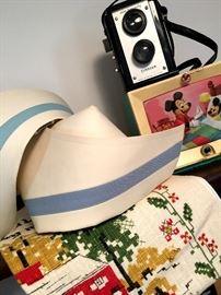 AND...Vintage Nurse's Caps...
