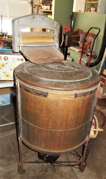 EASY Copper Wringer Washer