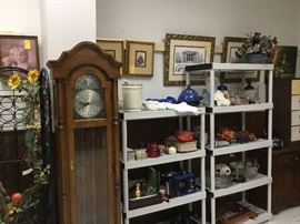 More pictures and household items.