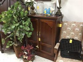 Cabinet, home decor