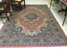 One of several area rugs - all in good condition