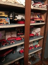 Trucks, cars and more
