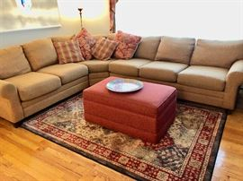 Basset Sectional Sofa