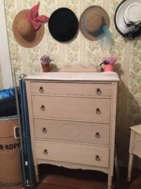 Antique dresser from the same suite
