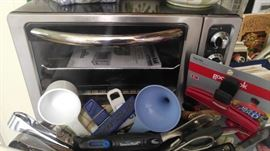 Kitchenaid toaster connection oven