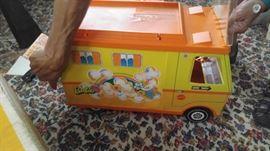 Vintage Barbie Country camper in box