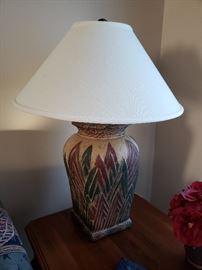 Vintage 1990's lamps