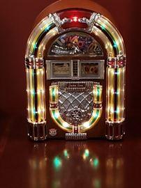 Cassette jukebox player