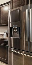 Fabulous French Door Refrigerator Paired with Your Smart Phone!!!!