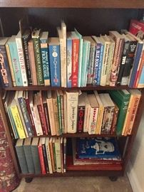 Antique books and buying guides