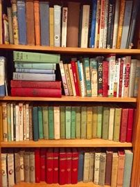 Children and young adult vintage books
