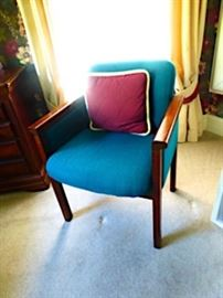 There are a pair of these vintage chairs from Belk's store,