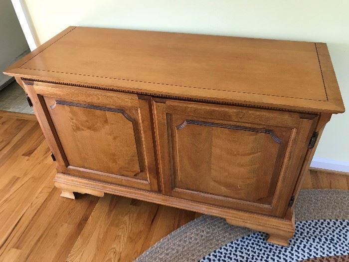 Bar Cabinet $ 180.00