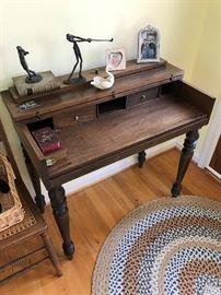 Antique Writing Desk $ 160.00