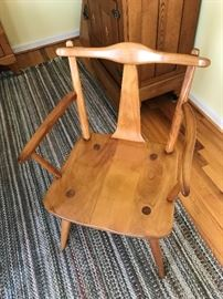Cushman Colonial Captain's chair.