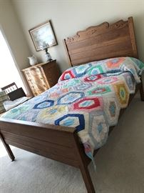 Antique Bed (bedding NOT included) $ 280.00