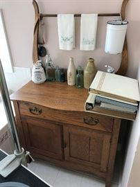 Antique Wash Stand $ 180.00