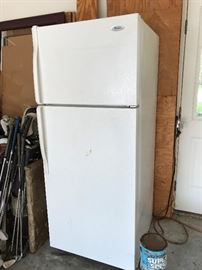 Refrigerator $ 120.00