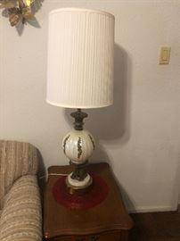 Vintage lampls