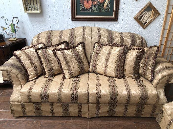 Noah's Furniture sofa