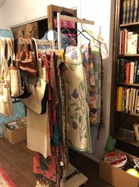 quilts and table cloths