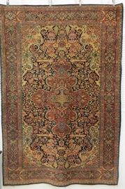 Antique Silk Persian rugs