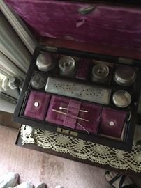 Victorian Travel Case