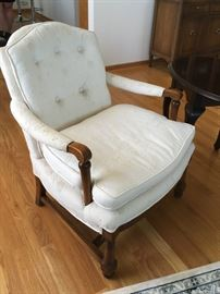 Upholstered chairs (2 of 2)