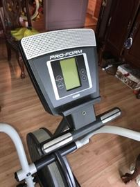 PRO-FORM EXERCISE BIKE