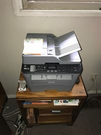 PRINTER ALL IN ONE WITH FAX BY BROTHER