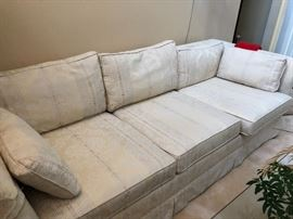 Sofa - we have coordinating love seat