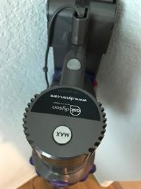 2 Dyson Vacuums