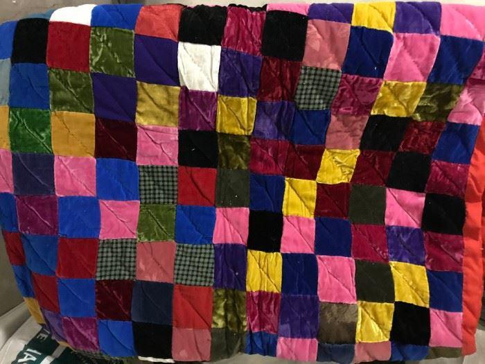 Victorian Quilt