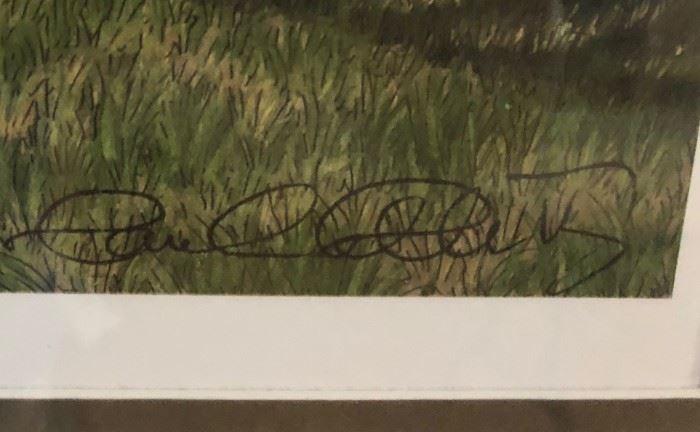 Carol Collette signature