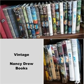 Books: Nancy Drew