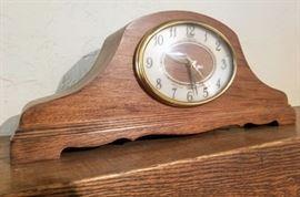 Revere Westminster Chime clock self-starting