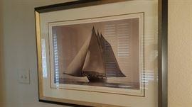 Sail art