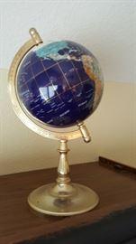 Rock & Gem Globe