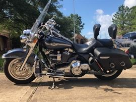 2003 Harley Davidson. Accessories, helmets, gear, etc. also available in the sale