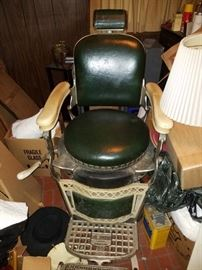 vintage bar chair