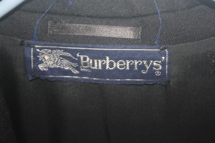 BURBERRYS JACKET