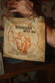 VINTAGE WATER BAG