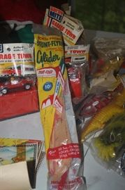 VINTAGE NEW OLD STOCK TOYS