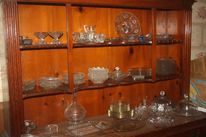 CUT GLASS AND CRYSTAL