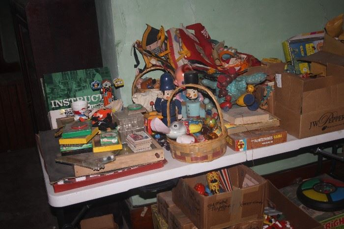 MORE OLD TOYS