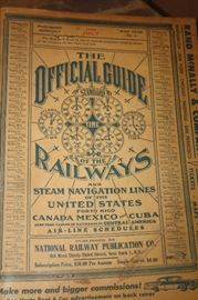 GUIDE OF THE RAILWAYS