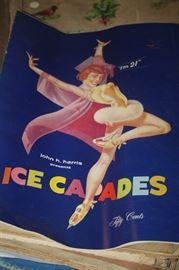 ICE CAPADES PROGRAM