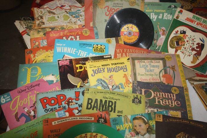 CHILDREN RECORDS