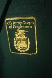 AS ARMY CORPS OF ENGINEERS JACKET
