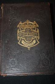 1885 DEKALB COUNTY , INDIANA BOOK